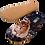 Thumbnail: ALBEROLA HAUSSCHUH / PANTOFFEL HELLE SOHLE KATZE IN DER DECKE A11218A