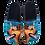 Thumbnail: SCHUHKÖNIG Hausschuh Pantoffel HELLE Sohle  Schäferhund 5554054H