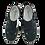 Thumbnail: Krisbut Slipper 5325-3-1 schwarzgrau