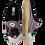 Thumbnail: ALBEROLA HAUSSCHUHE PANTOFFEL BULLDOGGE BULLI HUND SCHLÄFT A115511A