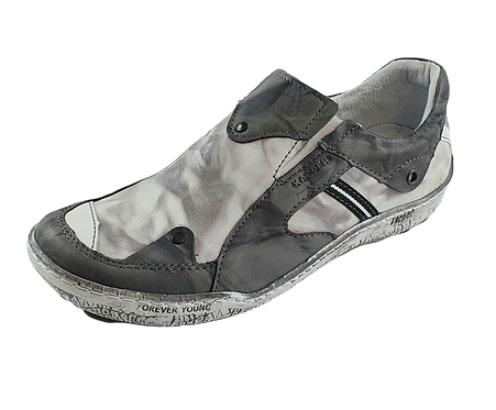 Kacper Slipper 2-3860 Grau