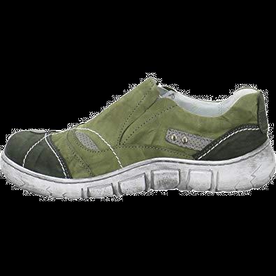 Kacper Slipper 2-0566 Grün - fällt groß aus