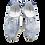 Thumbnail: Krisbut Slipper 5334-1-1 Blau