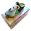 Thumbnail: ALBEROLA HAUSSCHUH / PANTOFFEL HELLE SOHLE HUND A7948