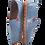 Thumbnail: Artiker Slipper Nappaleder  Blau 46C0912