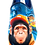 Thumbnail: SCHUHKÖNIG Hausschuh Pantoffel HELLE Sohle AFFE OPEN 24/7 5556636
