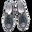 Thumbnail: Krisbut Schnürer 5399-2-1 Grau-Khaki