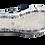 Thumbnail: Artiker Sneaker Schwarz-Silber   48C1269