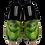 Thumbnail: SCHUHKÖNIG Hausschuh Pantoffel HELLE Sohle FROSCHKÖNIG 5556