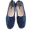 Thumbnail: Cosmos Slipper 6124-402-8 Blau