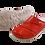 Thumbnail: Krisbut Pantolette 2417-1-1 Rot