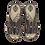 Thumbnail: Krisbut Pantolette Herren 1179-3-1 Schwarzgrau-blau