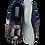 Thumbnail: SCHUHKÖNIG Hausschuh Pantoffel HELLE Sohle RETTUNGSRING MARITIM 5553