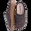 Thumbnail: BIOLINE 3020 KAPPA ANTHRAZIT HAUSSCHUH / PANTOFFEL WOLLFILZ