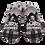 Thumbnail: ALBEROLA HAUSSCHUH / PANTOFFEL HERREN THE MARX BROTHERS AC57C