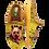 Thumbnail: ALBEROLA HAUSSCHUH / PANTOFFEL HELLE SOHLE YORKSHIRE A8671A