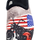 Thumbnail: ALBEROLA HAUSSCHUH / PANTOFFEL HELLE SOHLE AC9884A AMERIKA BIKE