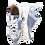 Thumbnail: Maciejka Sommerschuh 04925-06 Hellblau