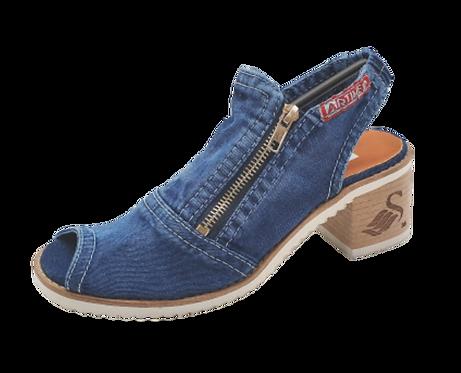 Artiker Jeans-Sandale  44C0121