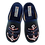 Thumbnail: SCHUHKÖNIG Hausschuh Pantoffel HELLE Sohle Anker MARITIM 5551