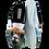 Thumbnail: SCHUHKÖNIG Hausschuh Pantoffel HELLE Sohle ALPAKA 5554