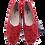 Thumbnail: Cosmos Slipper 6124-402-5 Rot