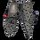 Thumbnail: SIMEN Komfort-Schnürpumps 3520A Schwarz/Beige