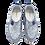 Thumbnail: Krisbut Slipper  2408-2-1 usedblau