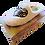 Thumbnail: ALBEROLA HAUSSCHUH / PANTOFFEL HELLE SOHLE KATZE - MAUS Z5932