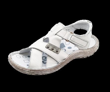 Krisbut Sandalette 7053-3-1 Weiss