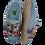 Thumbnail: ALBEROLA HAUSSCHUHE PANTOFFEL BÄR TEDDYBÄR HERZ A11835A