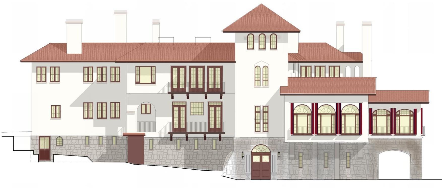 """La Atalaya"" Rehabilitation Concept"