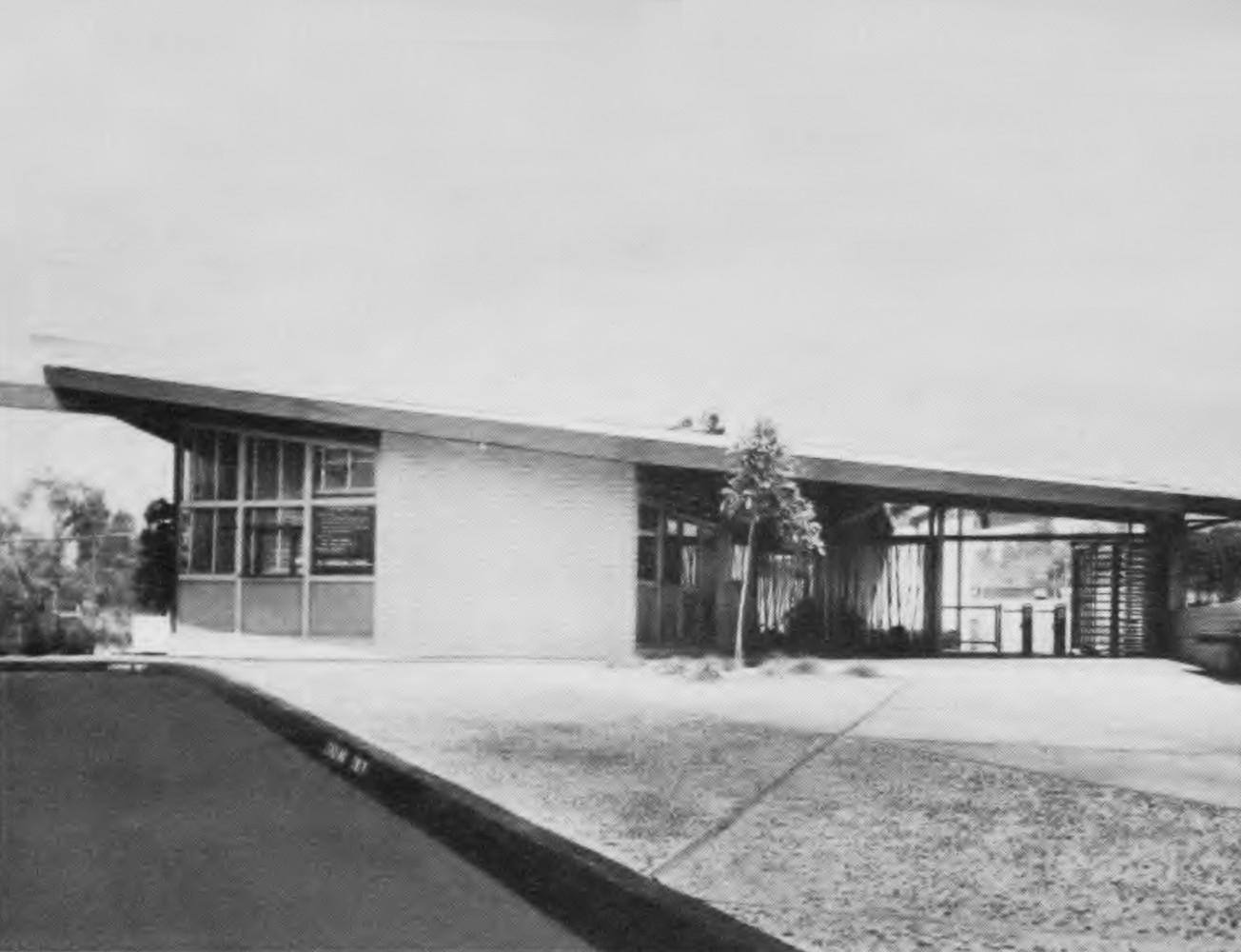 Gate House Rehabilitation - Los Angeles County Arboretum & Botanical Gardens