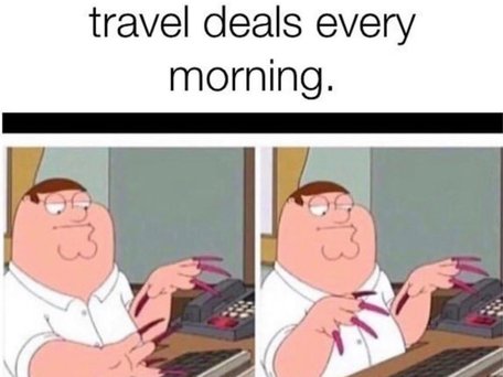 Travel Memes that Summed Up 2019