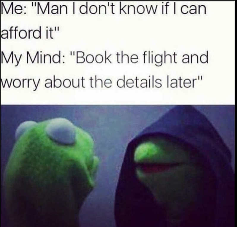 Travel Memes That Summed Up Our Year