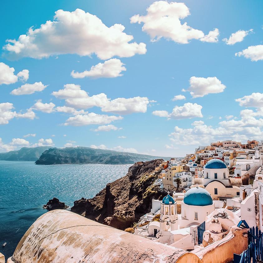 Greece Coffee Date!