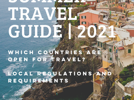 2021 Summer travel restrictions guide