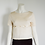 Thumbnail: Knitted blouse with cutouts