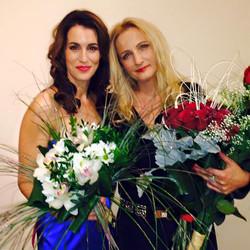 S Lucií Křížkovou