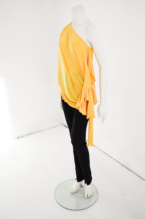 Tunika - triko s vázačkou