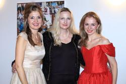 S Martinou Kociánovou a Kateřinou Englichovou