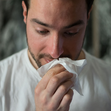 Easy Ways to Rid Yourself of a Stuffy Nose