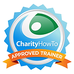Approved Trainer Logo-CharityHowTo Certi