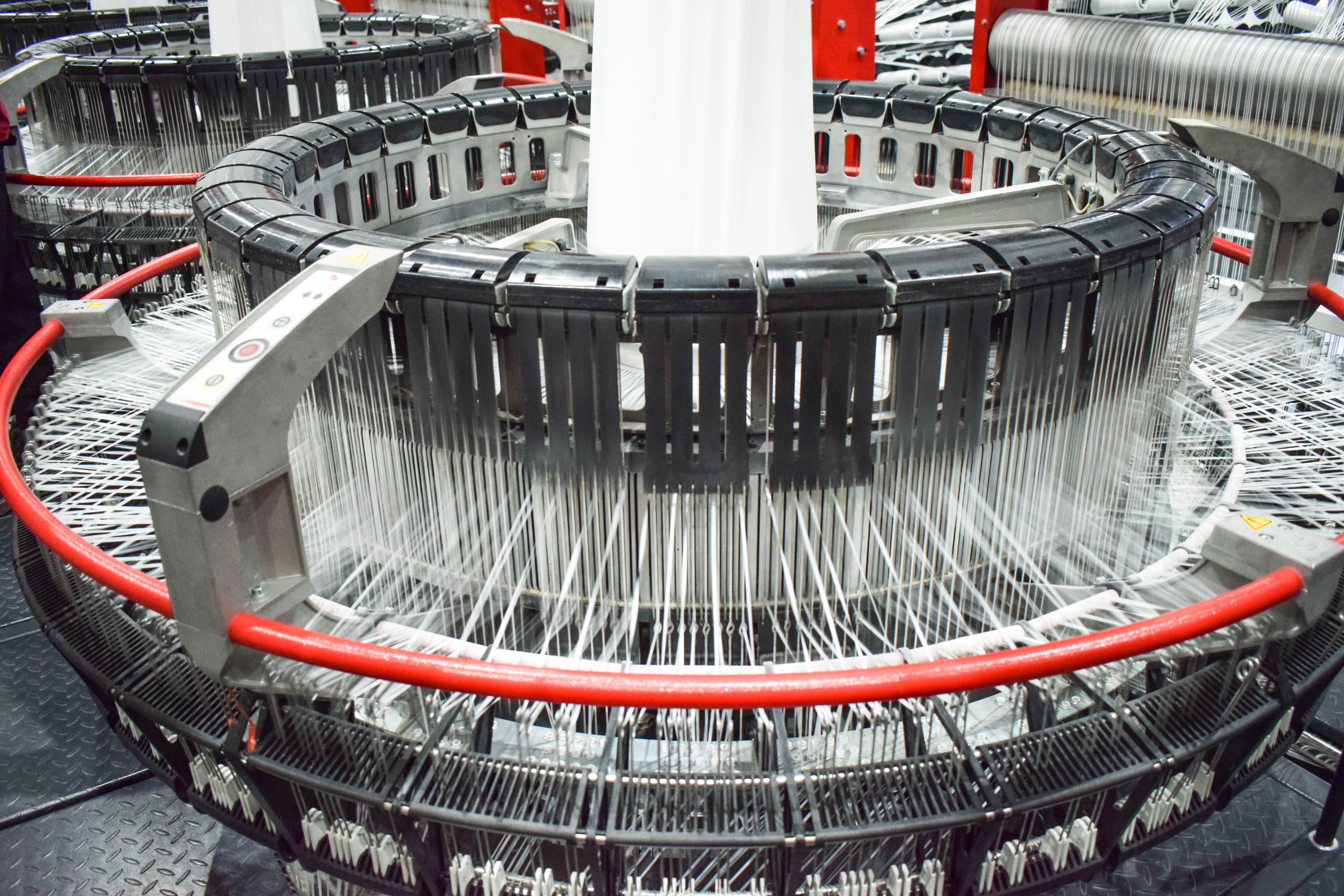 State-of-the-art weaving technology