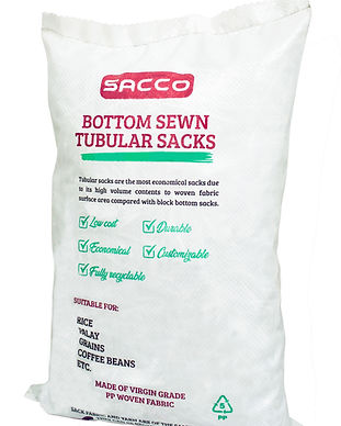 Bottom Sewn Tubular Sacks