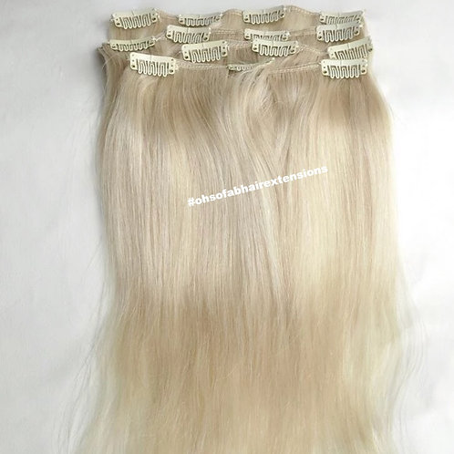 Mink Hair Clip-In (Color)
