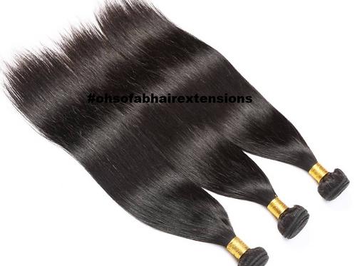Mink Hair Straight