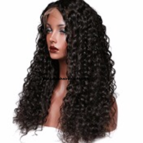 Deep Curly Full Lace Wig