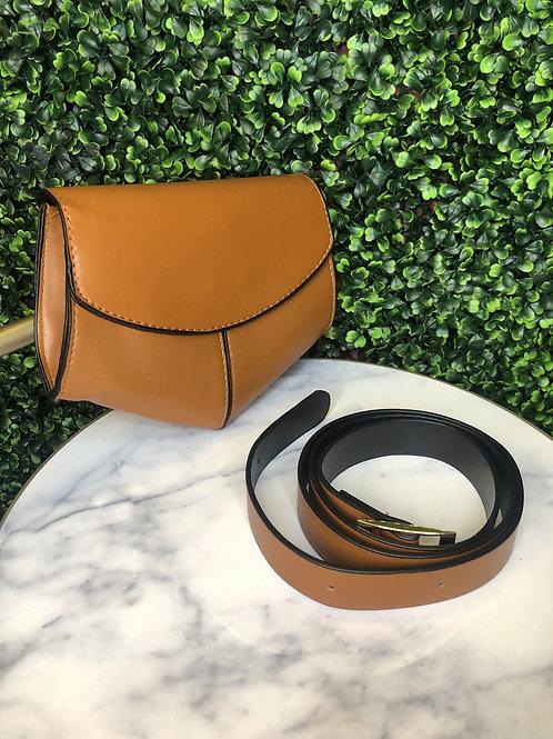 Cinnamon Purse Belt