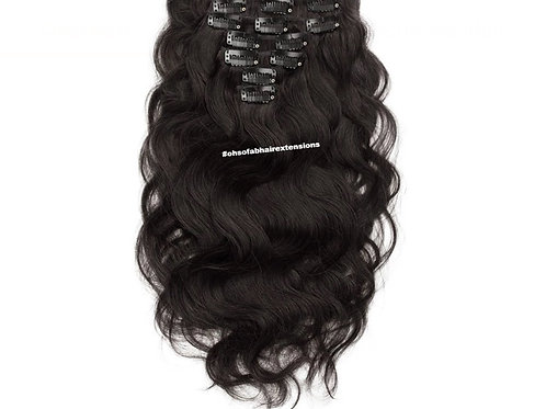 Bundle Deals/Mink Hair Clip-In